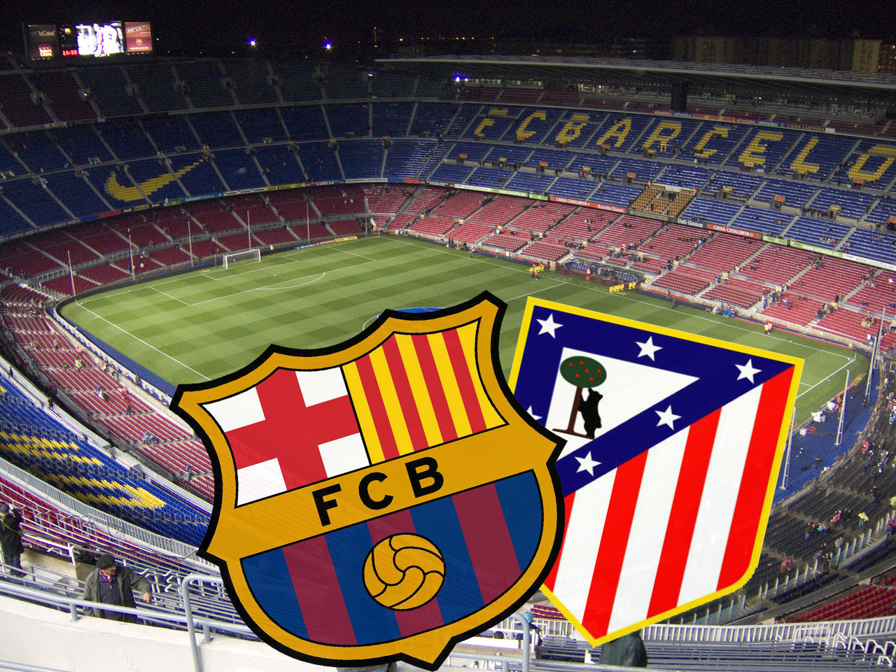 barca vs madrid today