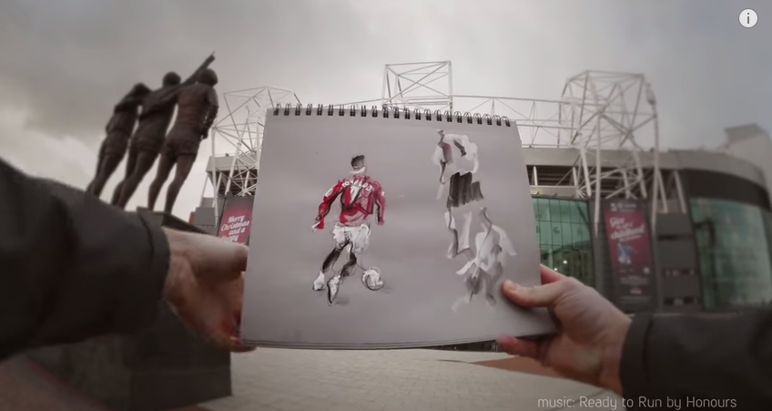 Watch Cristiano Ronaldo's Amazing Career Moments at Man Utd and Real Madrid [VIDEO]