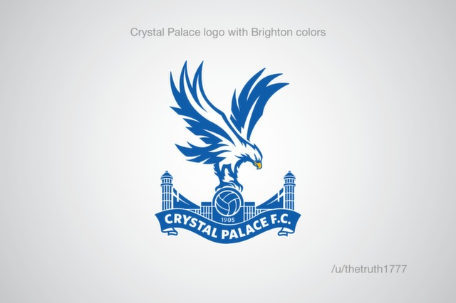 Premier Crests With Rival  of League Team Reimagined Clubs