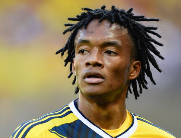 Chelsea pursuing the signature of Colombian international Juan Cuadrado