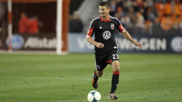 DC United Midfield Enforcer Perry Kitchen is the Next Kyle Beckerman
