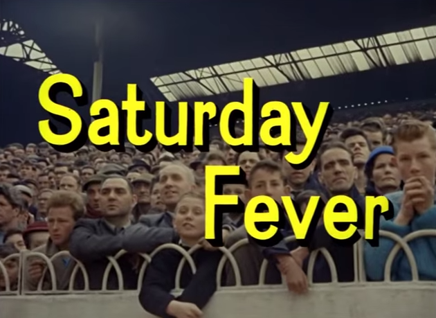 Go Back In Time to See What English Soccer Was Like In the 1960s [VIDEO]