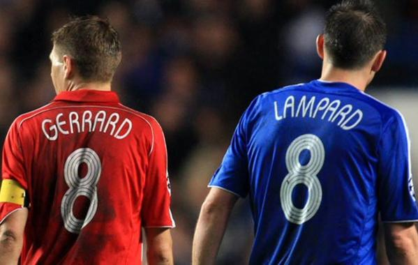Comparisons Between Lampard and Gerrard Continue to Run Deep Both On And Off the Field