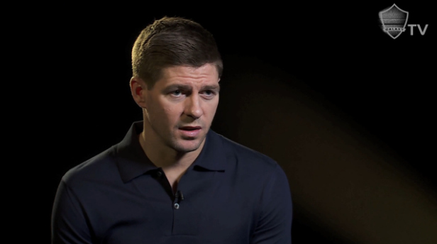Steven Gerrard Discusses Joining LA Galaxy In New Interview [VIDEO]
