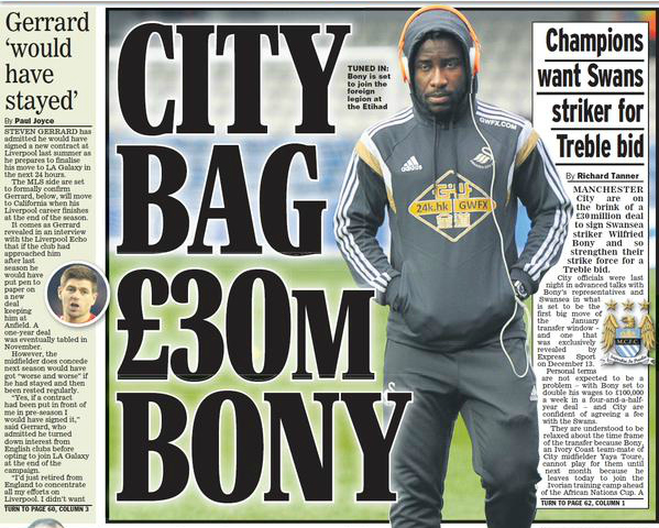 Why Manchester City May Ultimately Regret Signing Wilfried Bony