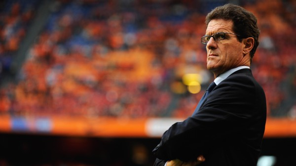 Capello 600x337 Capello and British Media Wrong on Beckham