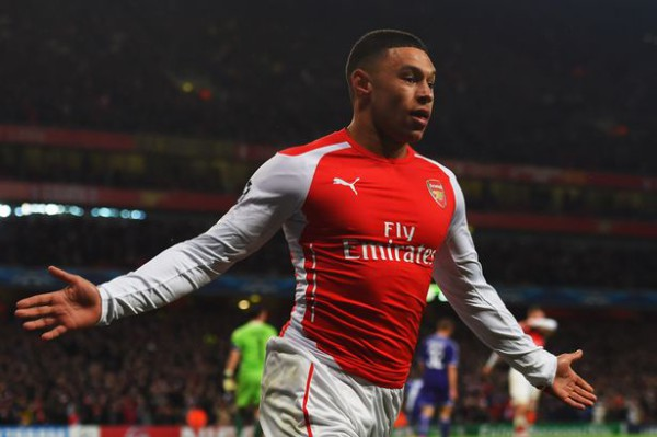 Alex Oxlade-Chamberlain's potential is in danger of fizzling out at Arsenal