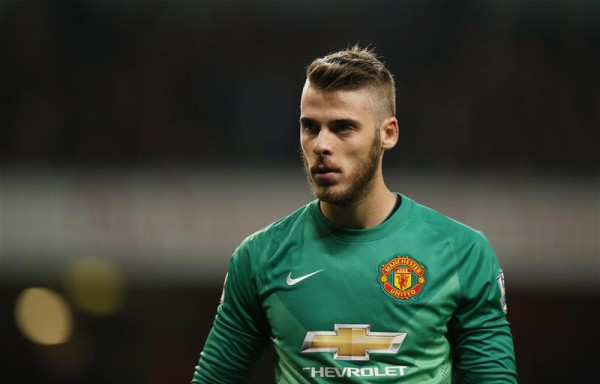 David de Gea dismisses reports regarding a fractured relationship with Louis van Gaal