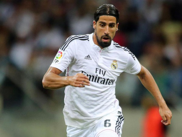 Khedira 600x450 Sami Khedira will not start another match for Real Madrid, says report