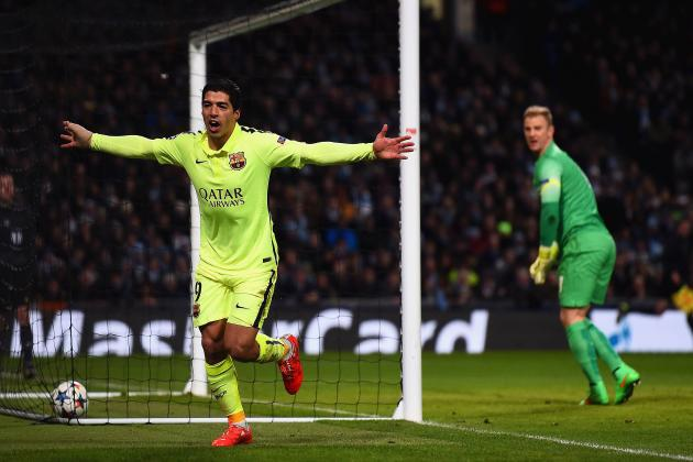 Manchester City and Manuel Pellegrini made familiar errors in naive display against Barcelona