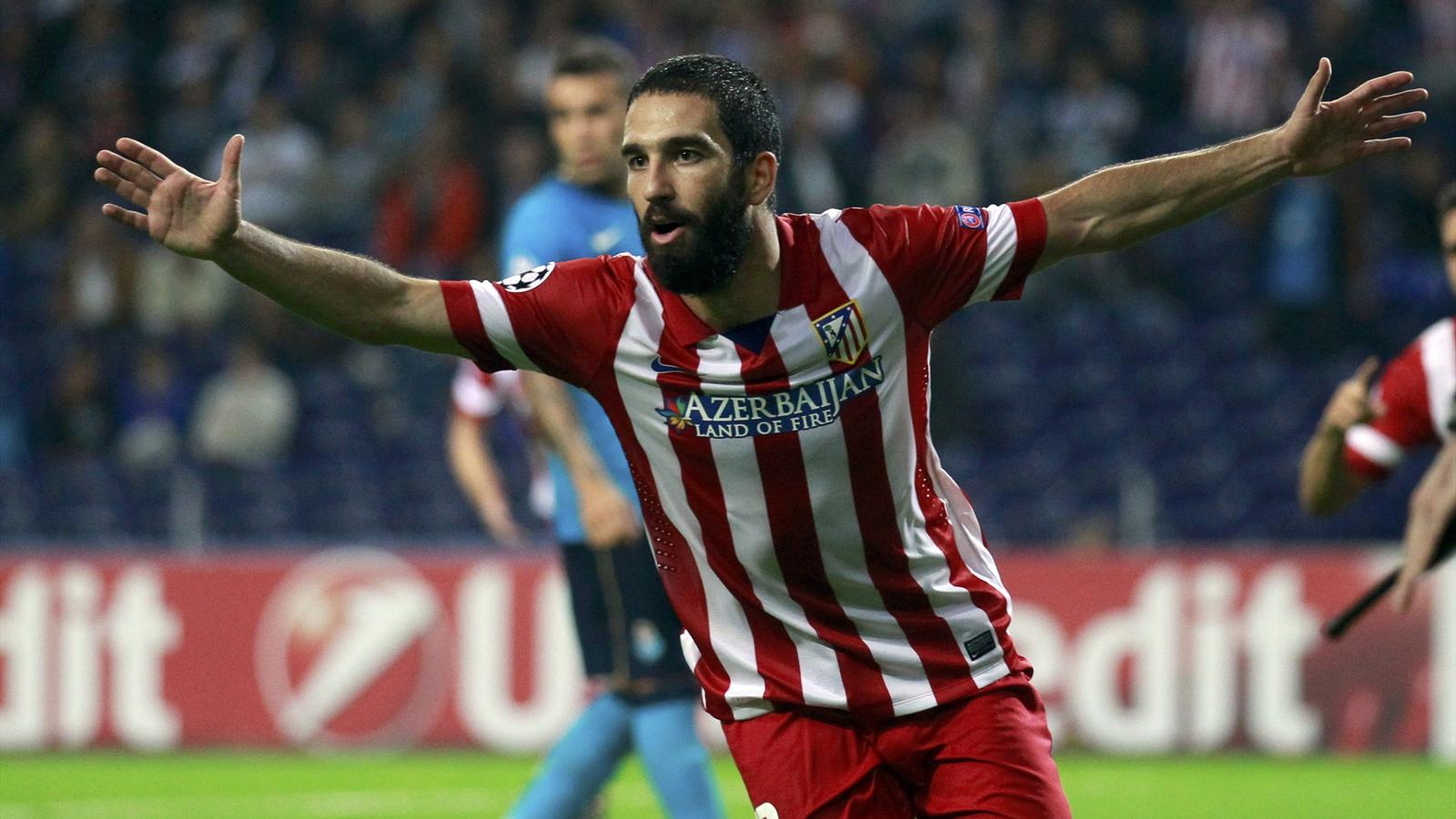 Atletico Madrid midfielder Arda Turan will leave at the end of the