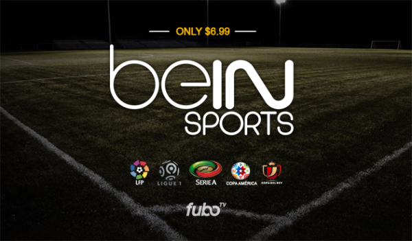 fuboTV adds beIN SPORTS to its online soccer streaming coverage