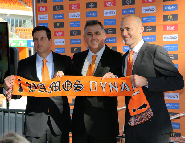 Owen Coyle is an unknown quantity as he tries to improve Houston Dynamo