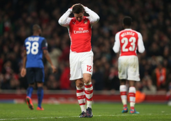 Arsenal players more to blame for AS Monaco loss than Arsene Wenger