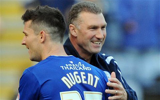 Leicester City manager Nigel Pearson in a precarious position with the club