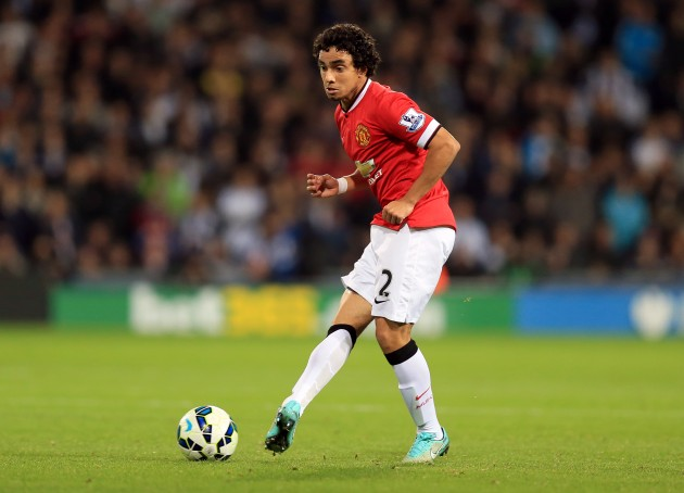 The curious case of Rafael and his increasingly uncertain future at Manchester United
