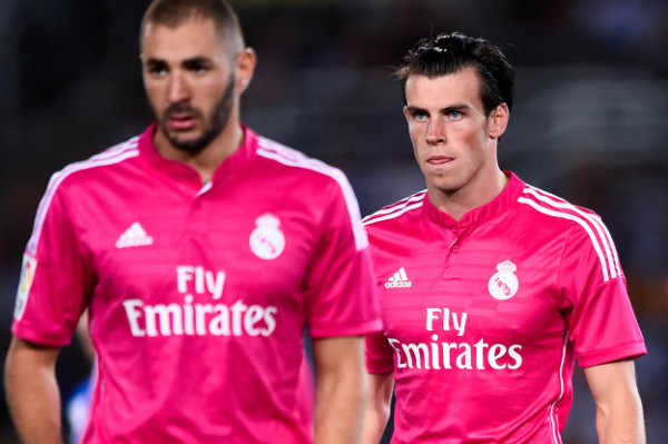 size 40 43c4d fc66f UEFA requires Real Madrid to wear pink shirts against ...
