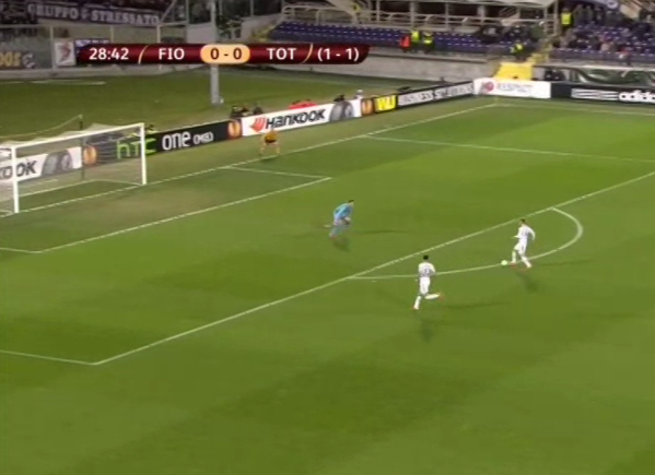 Watch Fiorentina 2-0 Spurs match highlights [VIDEO]