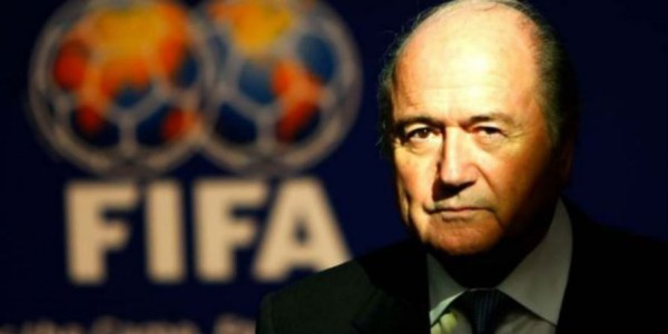 It's time to demand sponsors stop supporting FIFA, Sepp Blatter, slavery and corruption