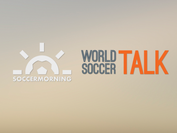 Listen to Soccer Morning live from 9-10:15am