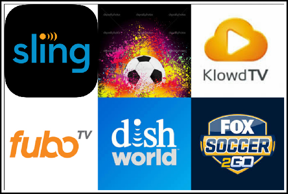 Which soccer streaming service is best for you? fubo, Sling, DishWorld, KlowdTV or FOX Soccer 2Go