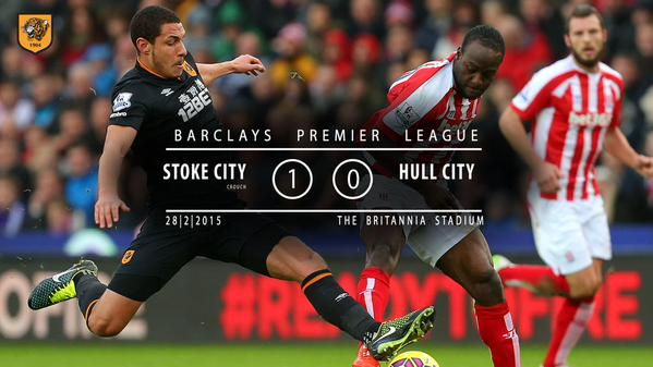 Watch Stoke 1-0 Hull City match highlights [VIDEO]