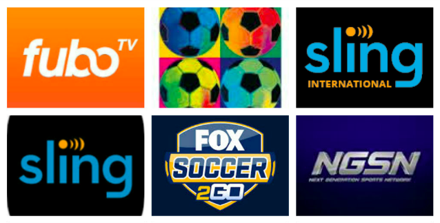 What's your favorite soccer streaming service?