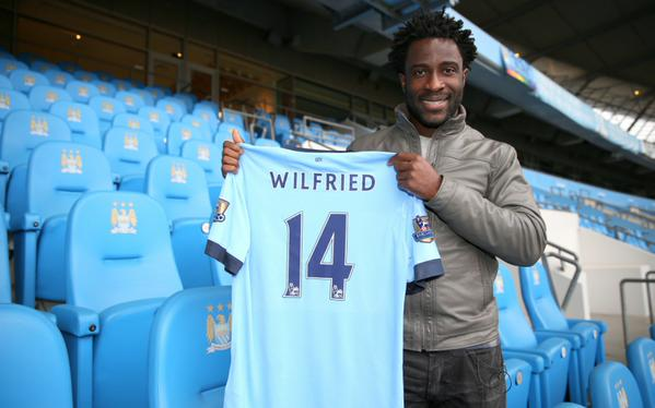 Pressure is on Wilfried Bony to make immediate impact against Newcastle and Barcelona