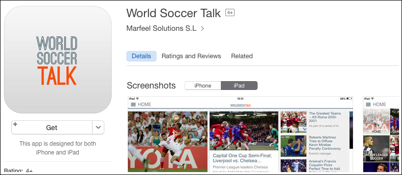 world-soccer-talk-iOS-app
