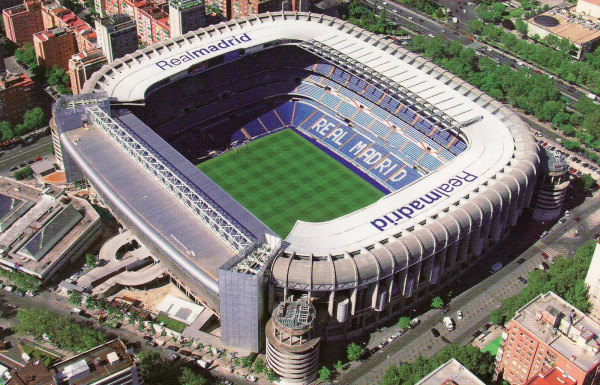 Copa del Rey final likely to be staged at the Santiago Bernabeu