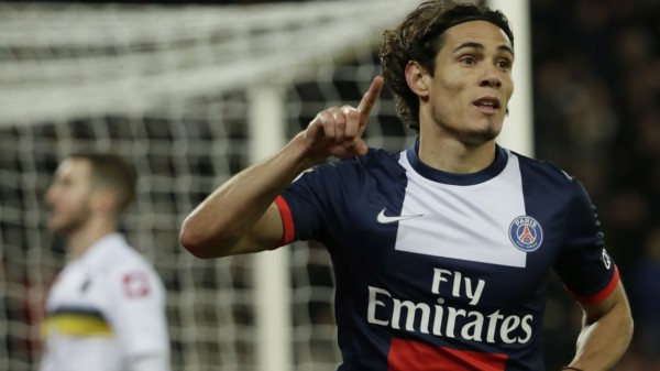 Atletico Madrid want to sign Edinson Cavani, says report
