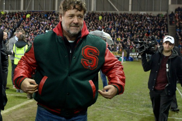 Leeds United fan group set to approach Russell Crowe over club investment