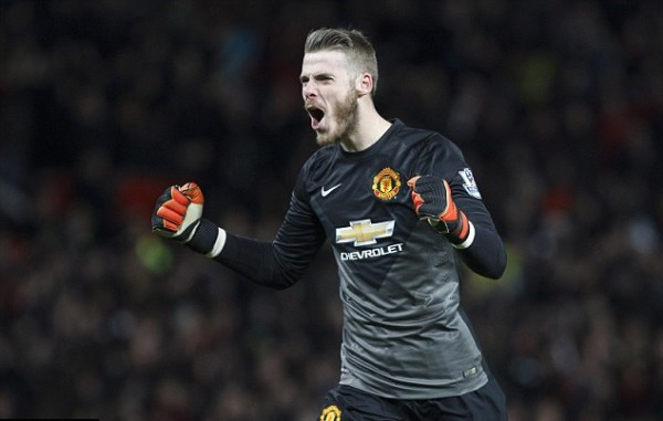 David de Gea says playing in England has changed him for the better