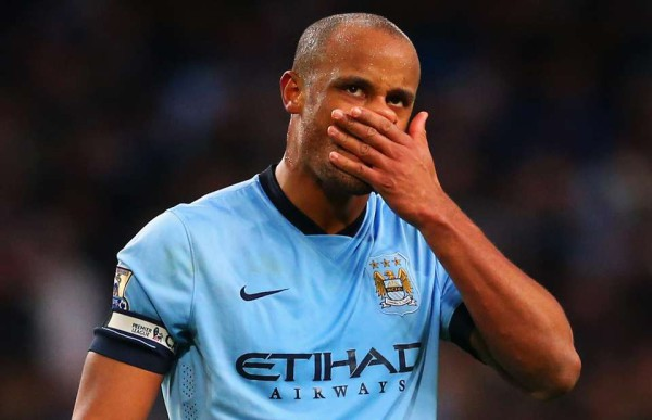 Vincent Kompany's poor form a product of Manchester City's overall malaise