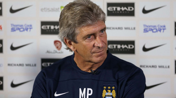 Manuel Pellegrini vows to win Premier League for Manchester City - video