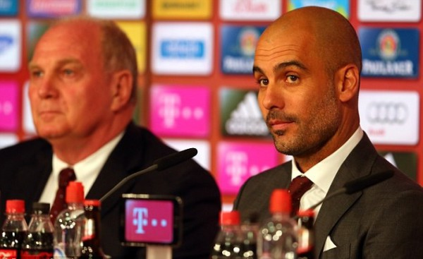 Bayern Munich searching for Pep Guardiola's successor with contract renewal in doubt