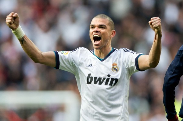 Pepe set to sign contract extension with Real Madrid until June 2018
