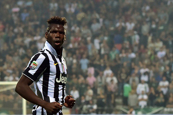Paul Pogba showcasing a burgeoning mental strength to complement his immense talent