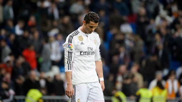 Real Madrid continuing to struggle against La Liga's top clubs this season