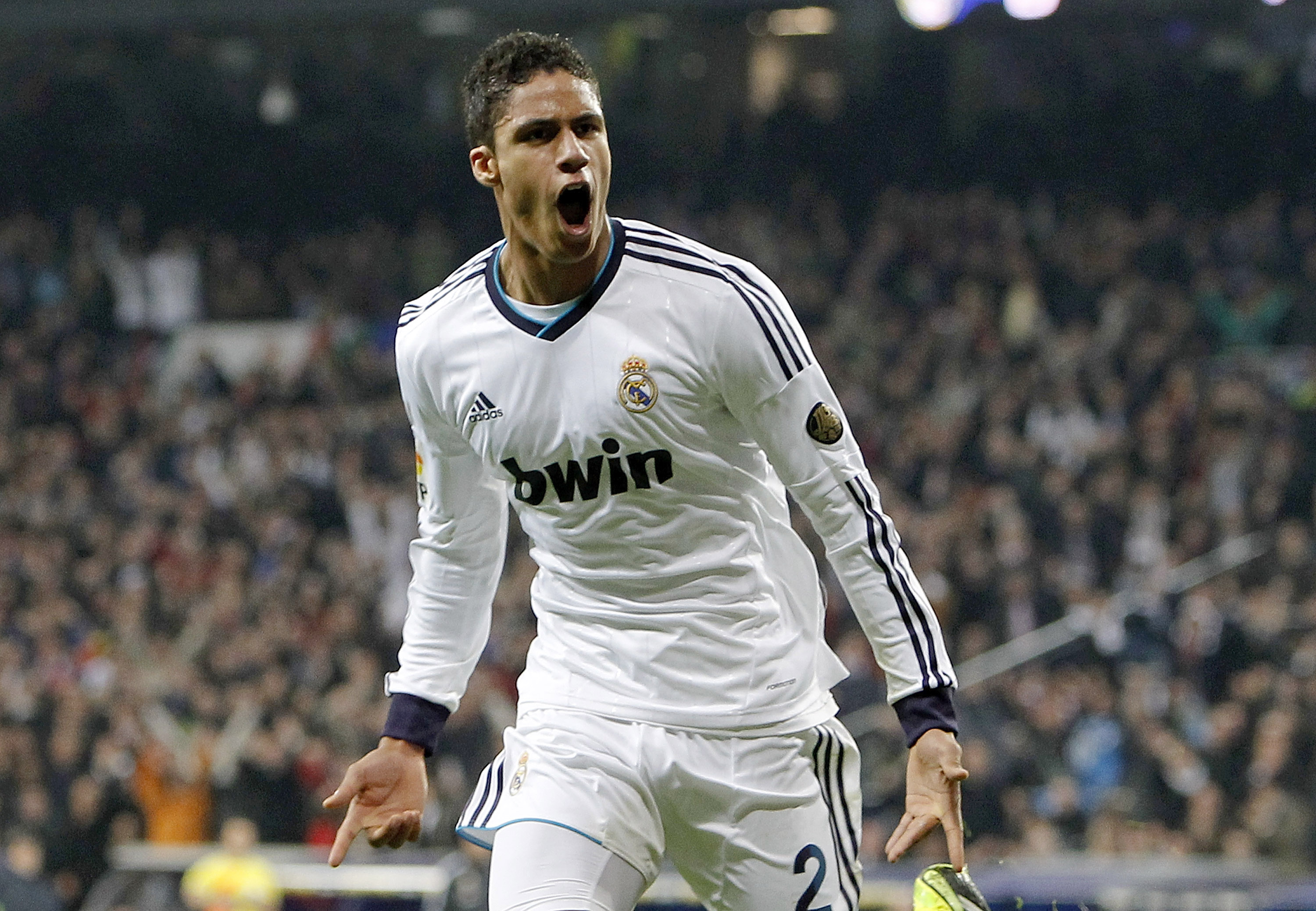 raphael varane determined to leave his mark with real