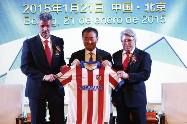 Atletico Madrid set to announce summer tour of China