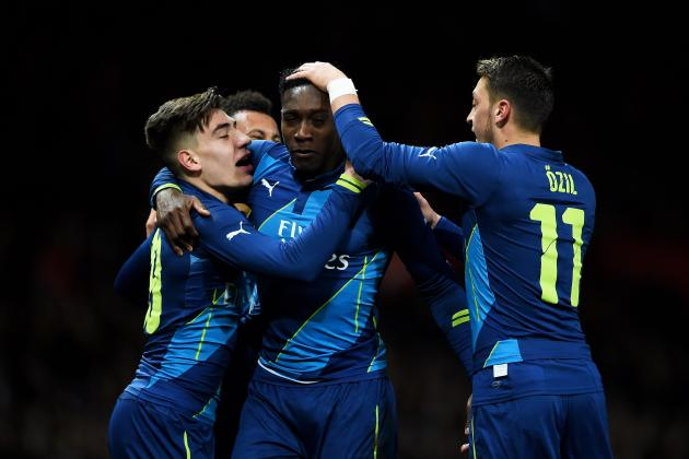 Arsenal learning new tricks with team's overdue resilience emerging at right time