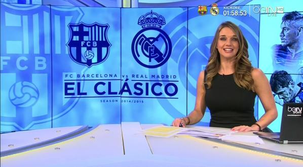 More than 2 million soccer fans watched el Clasico on beIN SPORTS in US