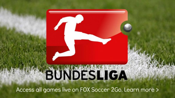 Bundesliga TV schedule