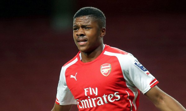 Promising Arsenal teenager joins Nottingham Forest on loan