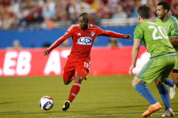 FC Dallas stays atop MLS despite red card and draw against Seattle Sounders
