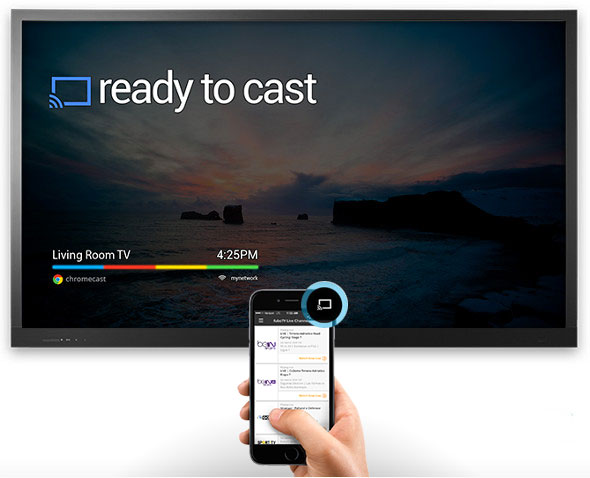 FuboTV Adds Chromecast Support To Soccer Streaming Service