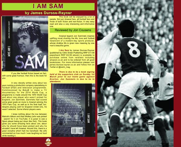 "The Lost Savior: A Review of ""I Am Sam"" by James Durose-Rayner"