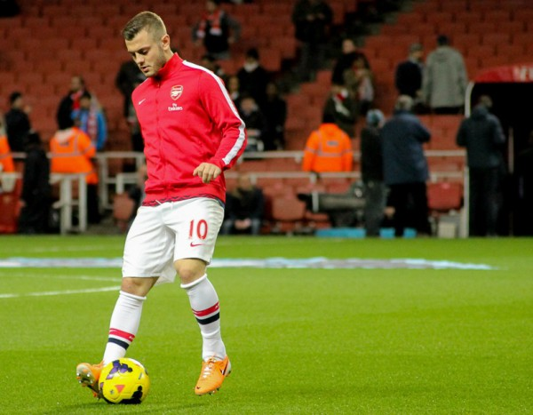 Jack Wilshere scores in Arsenal friendly, as four Gunners make injury return