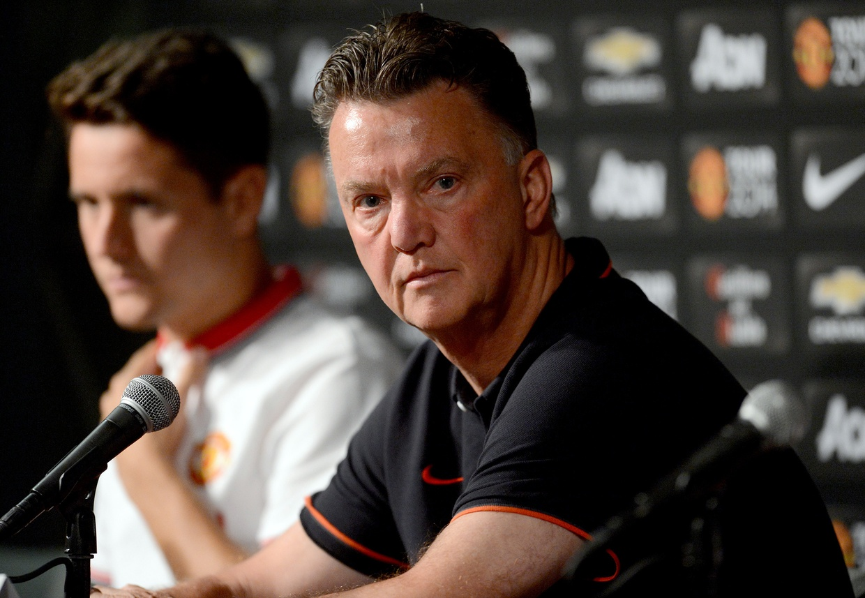 Louis Van Gaal's symbiosis of system and philosophy is working at Man United